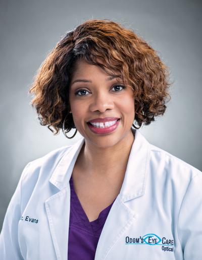 Dr. Dellia Evans